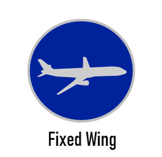 Fixed Wing Icon