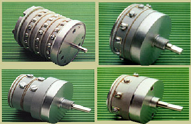 Series C Rotary Switches