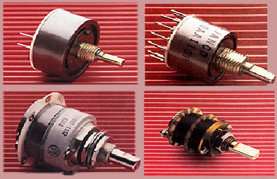 Series E Rotary Switches